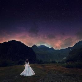 """© Maria Chiara Piglione_About last night dal progetto fotografico """"Oltre lo Specchio di Alice"""""""