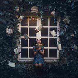 """© Maria Chiara Piglione_Between the lines dal progetto fotografico """"Oltre lo Specchio di Alice"""""""