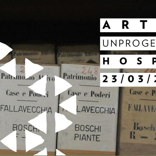 """Incontro - """"Fotografia contemporanea: Hospitalia, un progetto d' indagine"""" - ArtPhotò dialoga con Riccardo Passoni ed Elena Franco"""