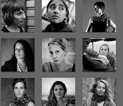 In prima linea. Donne fotoreporter....