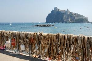 isola d'Ischia - il Castello Aragonese