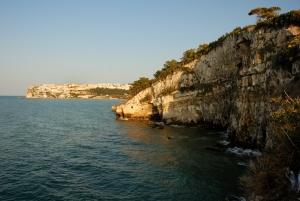 Peschici e le grotte di mare