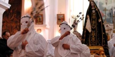 La processione penitenziale del Venerdì Santo - San Lorenzo Maggiore (BN)