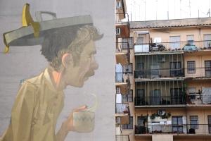 ROMA, LA STREET ART COLORA IL QUADRARO E TOR PIGNATTARA