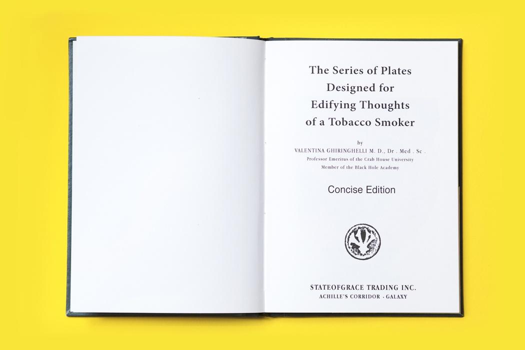 Edifyng Thoughts of a Tobacco Smoker