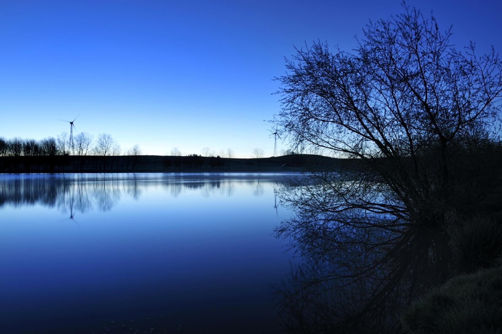 il lago di San Giorgio la Molara (BN)
