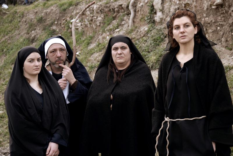 La Passione di Cristo a Mirabella Eclano (AV)